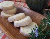 Rosemary Cookies - 1 dz