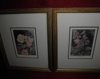 Fairies Prints by Cicely Barker