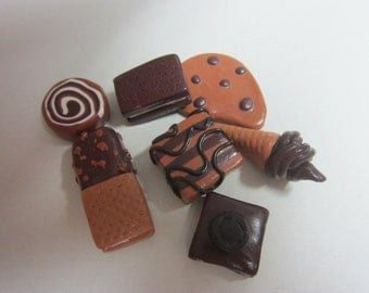 polymer clay cake Kit