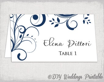 wedding place card template chalkboard place cards
