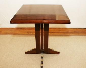 Art Deco center table c. 1930's