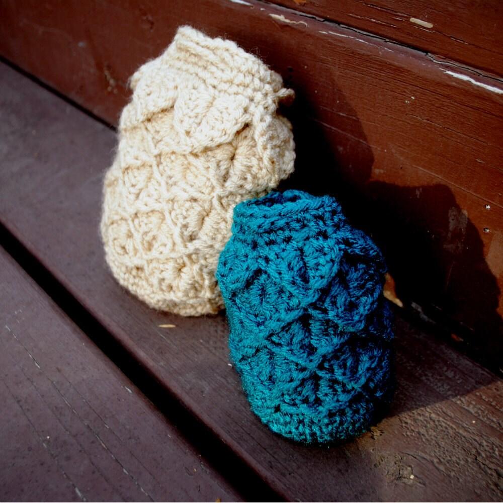 Dragon Egg Dice Bag Crochet Pattern : Custom Dragon Scale Dice Bag Dragon Egg by HandSpunGeek on ...