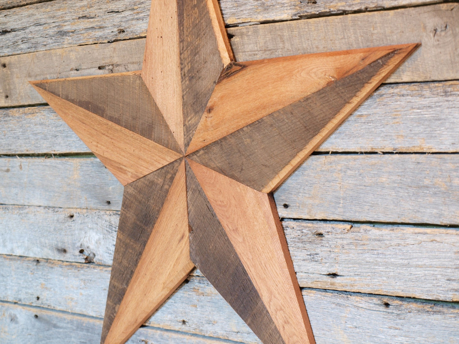 Barn star country rustic reclaimed wood