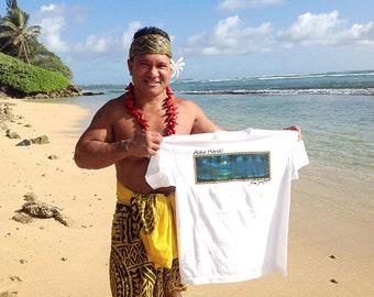 KapSamoa T-Shirts,  Island Art