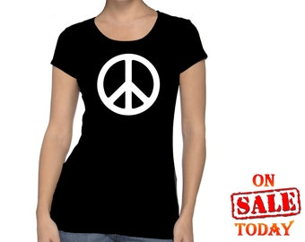 Simple Peace Sign Shirt