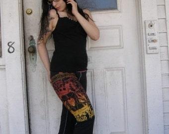 CUSTOM Capri Pants made FROM your SHIRT band geek