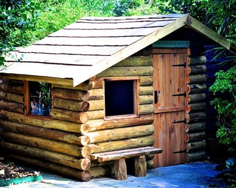 Log Cabin / Wendy House