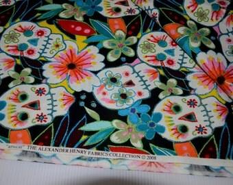 Azucar  Alexander Henry Glitter Cotton Fabric