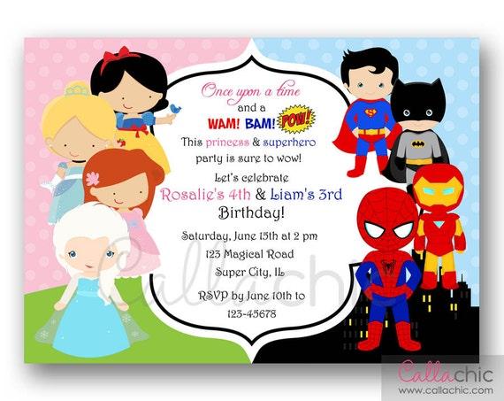 Cinderella Party Invitation with nice invitation design