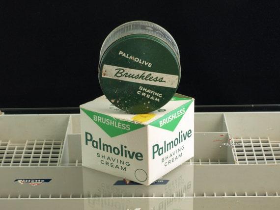 Palmolive brushless shaving cream