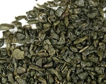 Gunpowder Green Tea, Organic