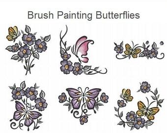 chinese brush painting pdf download