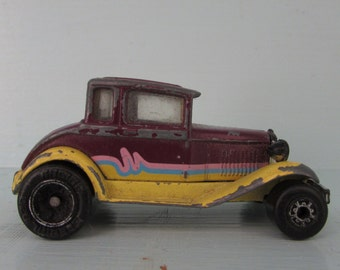 Matchbox Car - Model A Ford Hot Rod Coupe