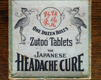 c1906 Box for Zutoo Tablets