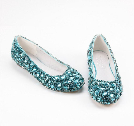 swarovski wedding shoes bling prom shoes peacock by