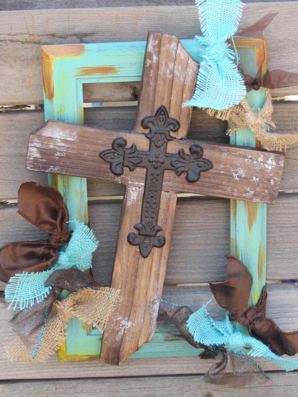 Wooden Cross Wall Art Crosses Cross Wall Cross Decorative