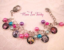 Monster High Bracelet, Monster High Jewelry, Monster High Charm Bracelet, Monster High Kid Jewelry, Monster High Kid Charm Bracelet, MH