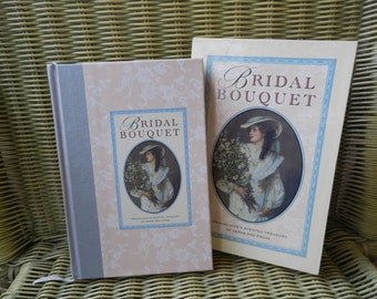 Lovely Scented and Illustrated Bridal Book!
