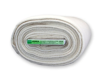 Legacy EB-96 80/20 Cotton Batting With Scrim 9 Yard Board