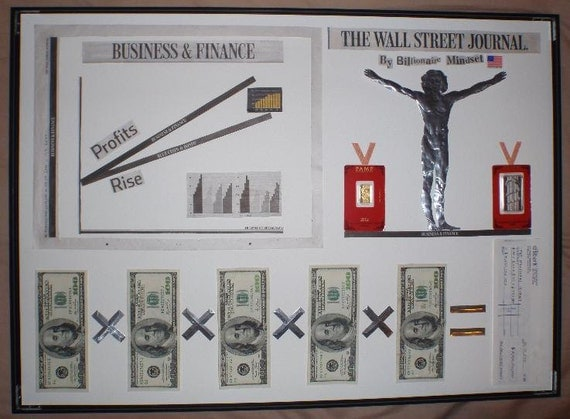 The Wall Street Journal by Billionaire Mindset  10,000,000,000 USD