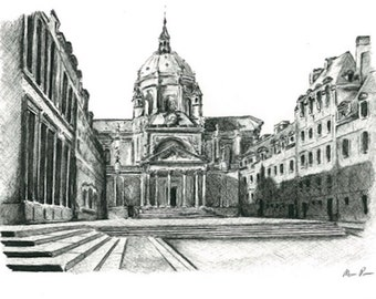 University of Paris : Print