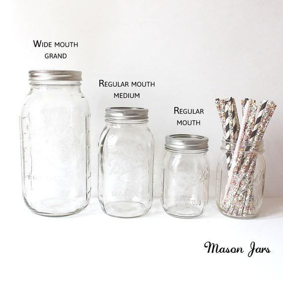 bocal mason jar classique regular mouth 470 ml 16 oz. Black Bedroom Furniture Sets. Home Design Ideas