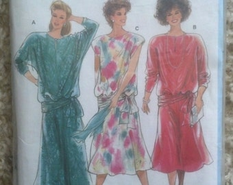 Burda 6237 Tops and Skirts Sizes 10 - 20