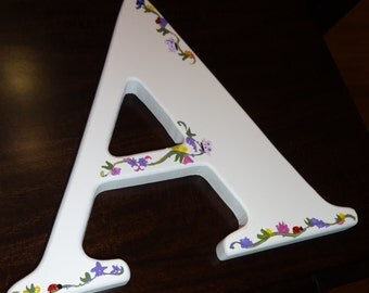 Custom letters for wall or tabletop