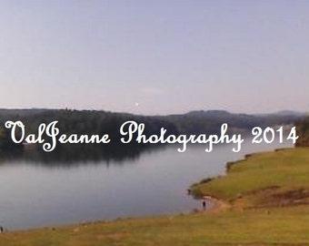 Landscape Photography Lake Resort Nature Fine Art Photograph