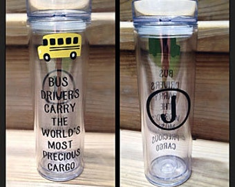Bus Driver ~ Decals & Tumblers