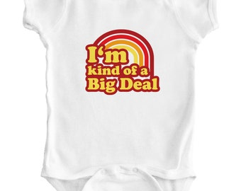 Anchorman - Baby Romper / Creeper / Bodysuit / Snapsuit / Vest / One piece / Shirt - Will Ferrell