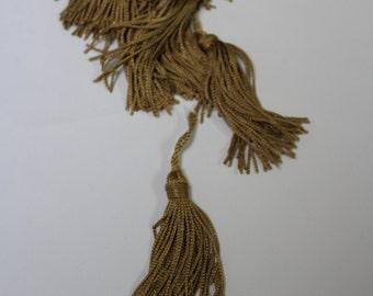 Golden/ brown Tassels - Decorative Tassels 702