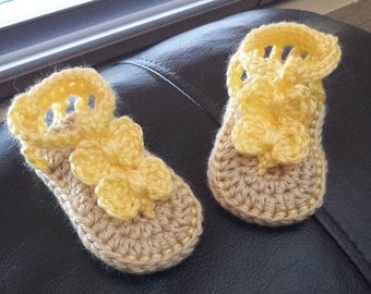 baby girl crochet sandals, crochet sandals, crochet flip flops, simply summer sandals, crochet summer sandals, flower crochet sandals