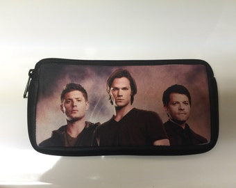 Supernatural Inspired Pencil Case