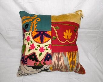 Vintage Suzani Pillow Case