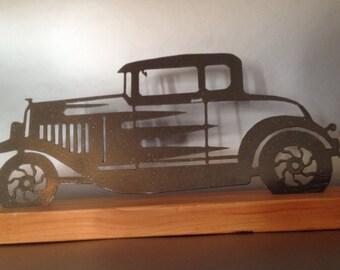Antique Car Cutout