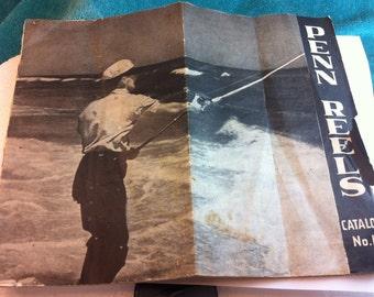 Penn Reels Catalog No.11 1944