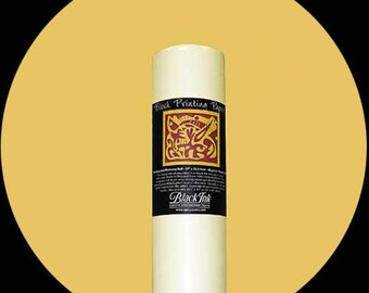 Unbleached Mulberry Paper Roll - WHITE 37 Inches x 32.5 Feet