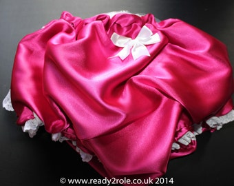 Sissy Satin Panties Satin Lined