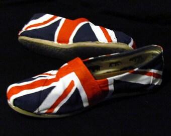 Union Jack toms