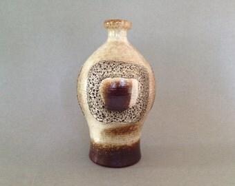 Dümler & Breiden  1053 / 18 rare Vintage Mid Century  vase  from the 1970s West Germany. WGP.