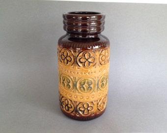 Scheurich  289  -  27 stunning vintage  Mid Century Modern vase West Germany.WGP vase.