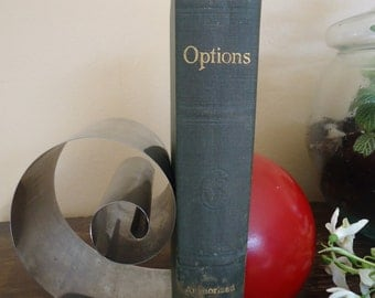 Options by O. Henry 1916