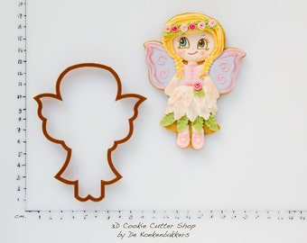 Fairy / Angel Cookie Cutter