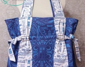 Doctor Who Shore Bag, Tote Bag, Diaper Bag
