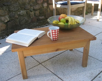 small table, side table for garden beds, weather-resistant, in any size