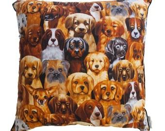puppy cushion/pillow
