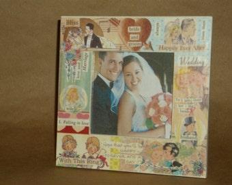 Wedding Collage Frame