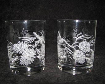 Popular Items For Glass With Etching On Etsy