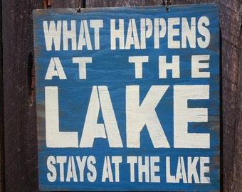 lake house decor, lake sign, lake tahoe, lake michigan, lake decoration, lake house decoration, 141